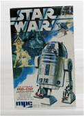 1675: Star Wars MPC R2-D2 Model Kit Sealed