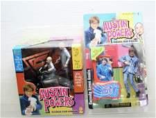 1773 Austin Powers Action Figures Austin Powers  DR