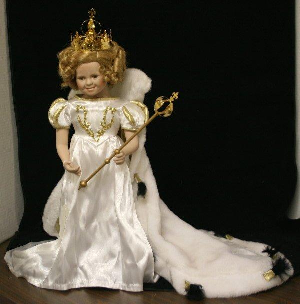 "1781: Shirley Temple ""Little Princess"" Danbury Mint 199"
