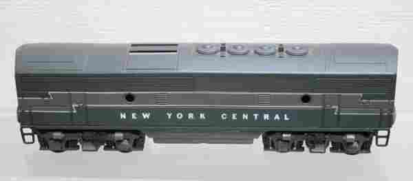 1900: Lionel O Gauge Postwar 2344C NYC B Unit