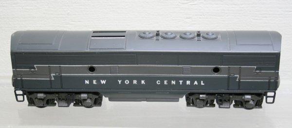 1900: Lionel O Gauge Postwar 2344C NYC B Unit