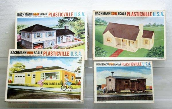 1908: Bachmann O Gauge Plasticville Lot