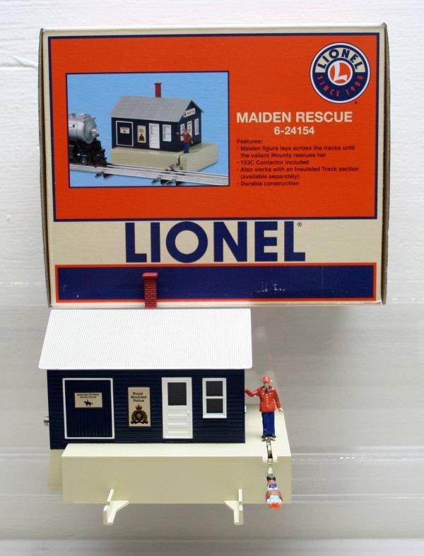 1938: Lionel O Scale Maiden Rescue 6-24154