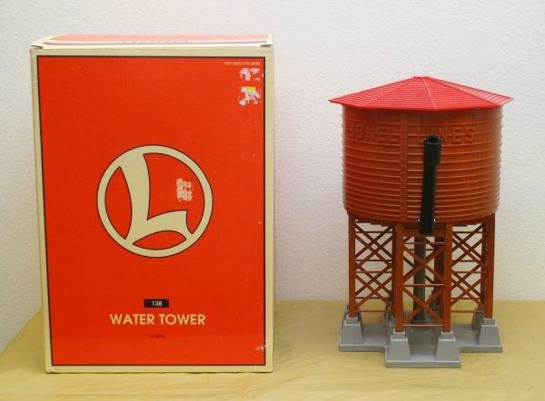 2603: Lionel O Gauge 6-12916 Water Tower