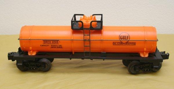 2610: Lionel O Gauge Postwar 6315 Tank Car