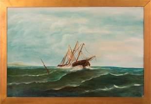 T. Bailey. Shipwreck.