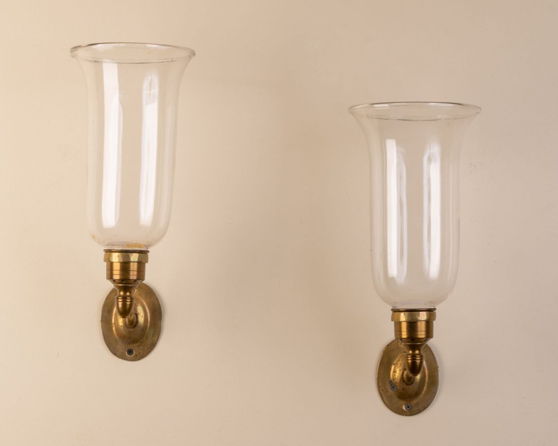 Pair Early 19th Century Wall Sconces.