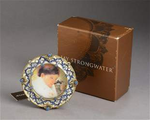 Jay Strongwater Picture Frame.