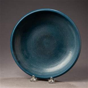 Marblehead Pottery Low Bowl.