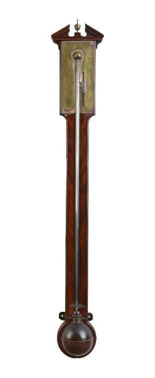 W.S. Jones Holborn Stick Barometer.