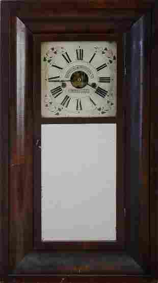 Forestvill Manufacturing Company Wall Clock.