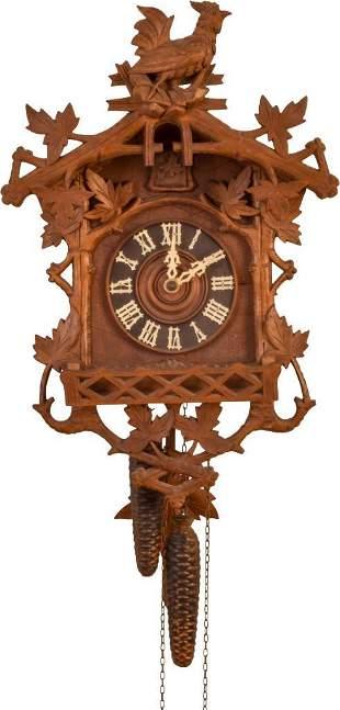 Black Forest Cuckoo Clock.