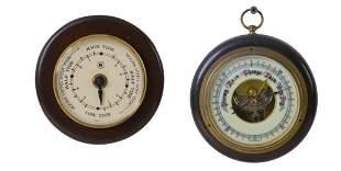 Western Germany Barometer.