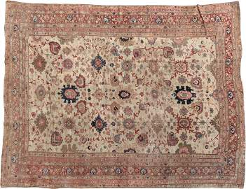 Roomsize Oriental Carpet.