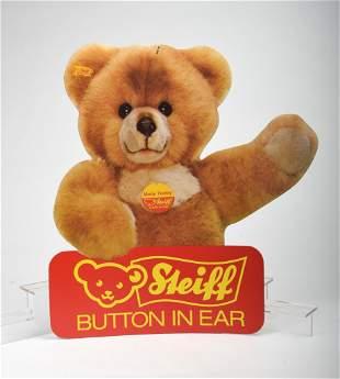 Steiff Teddy Bear.
