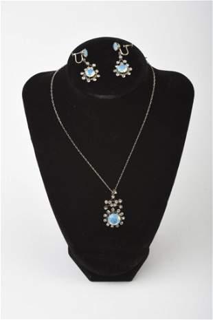 Vintage Three Stars Jewelry Inc. Set.