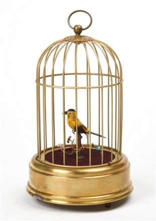 Singing Bird Automaton.
