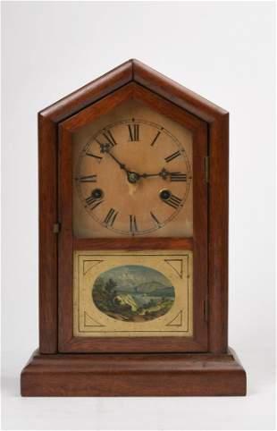 Ingraham Eight Day Shelf Clock.