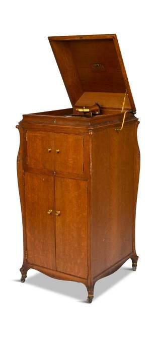 Victor Victrola Phonograph, 1912-1914.