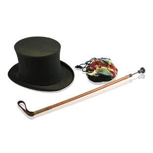 Joshua Turner London Black Top Hat