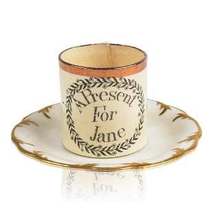 A Present For Jane Children's Mug.
