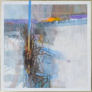 Robin R. Bolton Abstract Painting