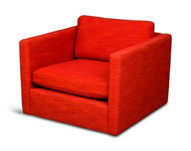 Knoll Lounge Chair Designed by Charles Pfister