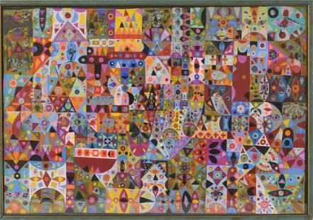 Carmen D'Avino (1918-2004). Untitled.