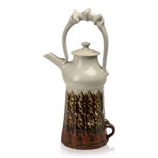Tim Mather Studio Pottery Teapot