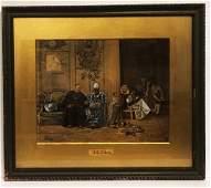 Jehan Georges Vibert French, 1840-1904
