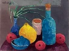 Henri Calixte (born 1933) Haitian Art