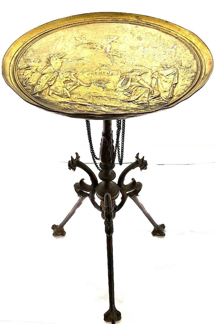 A French 19th Century Renaissance St. Ormolu Side Table