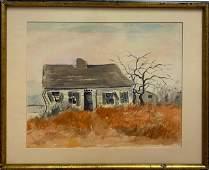 Oscar Florianus Bluemner (1867-1938) United States of