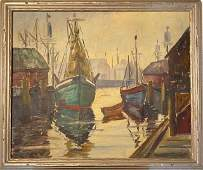 Emile Albert Gruppe 18961978 United States of