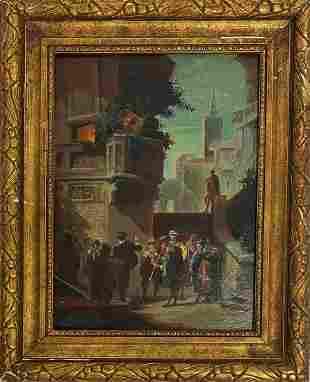 Johann Mongels Culverhouse (1820/25 - 1891/95) was