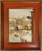 "Arthur Clifton Goodwin (1864 - 1929) ""Boston Street"