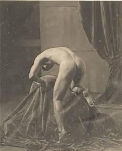 Mid Century Erotic Gelatin silver print