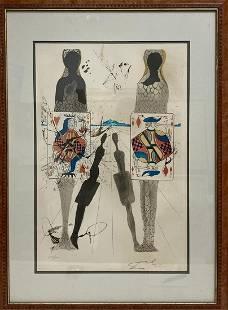 Salvador Dalí (11 May 1904 – 23 January 1989)