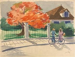 John Ward (20th Century) American
