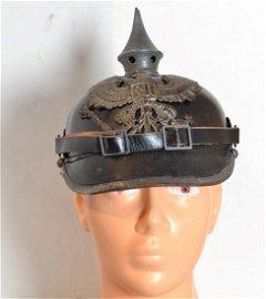 IMPERIAL GERMAN SPIKE HELMET