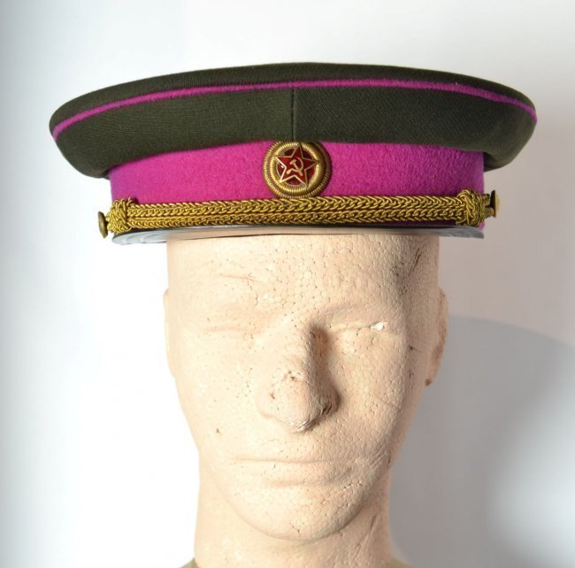 SOVIET RUSSIAN WWII TYPE GENERAL OFFICER