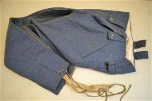 WWII GERMAN CAVALRY BRITCHES FOR ROA RUSSIAN COSSACKS