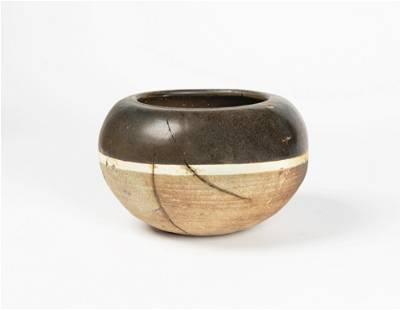 A Chinese Lushan Ware Bowl