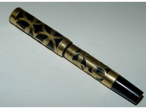 14: Engraved Fountain Pen 14kt Gold Filled