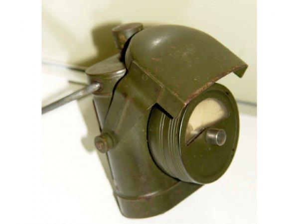 17:  Military Signal Flash Light Lamps Electric No. 1
