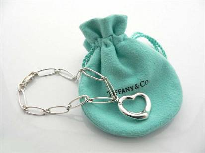 An Outstanding Vintage Sterling Silver Tiffany and Co