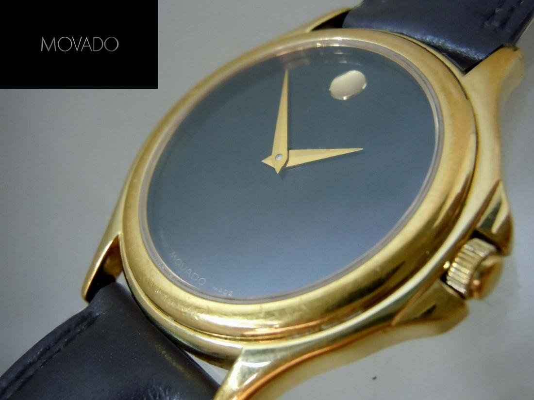 A nice pre-owned Gold Tone Stainless Steel Classic