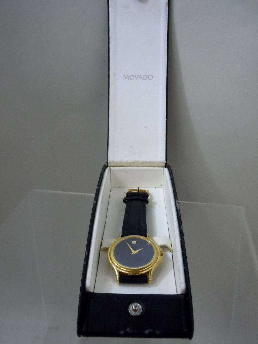 A nice pre-owned Gold Tone Stainless Steel Classic - 3