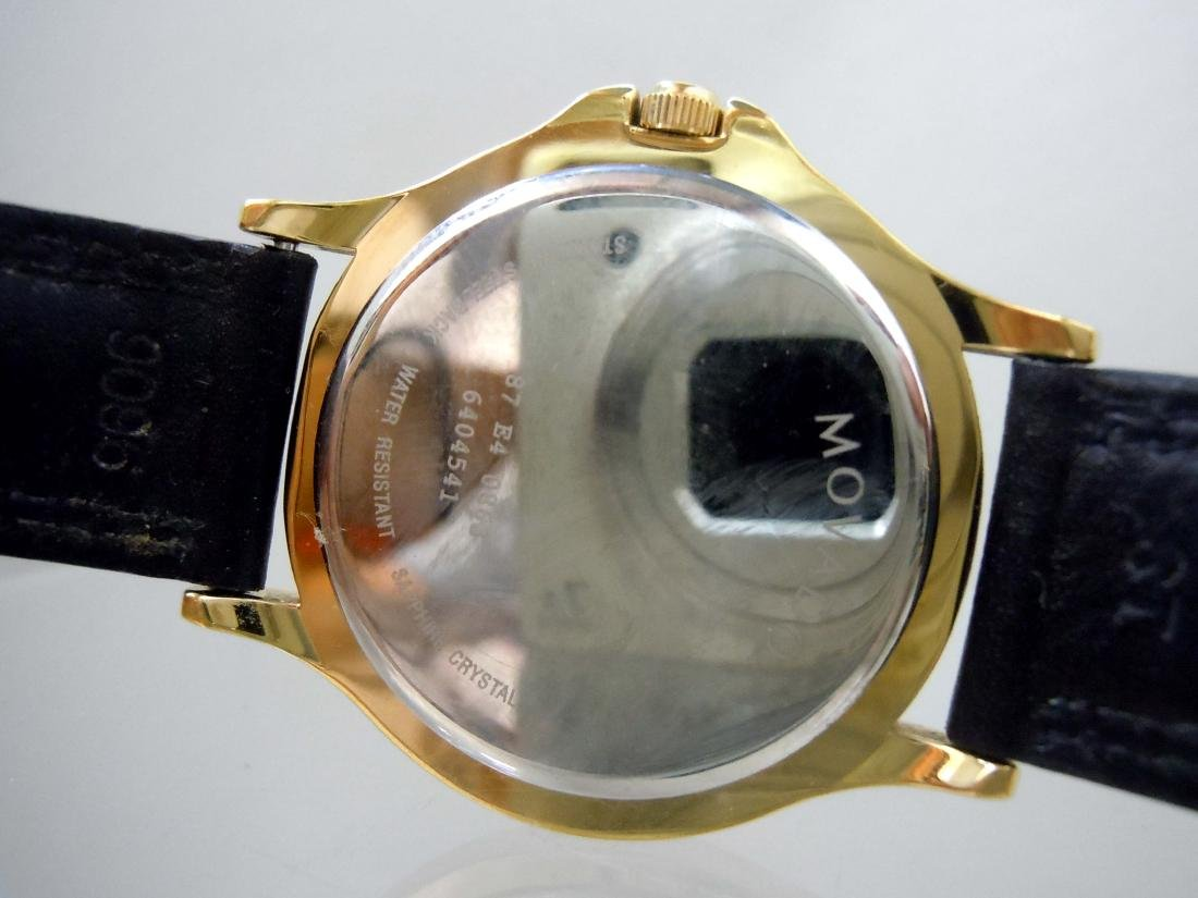 A nice pre-owned Gold Tone Stainless Steel Classic - 4