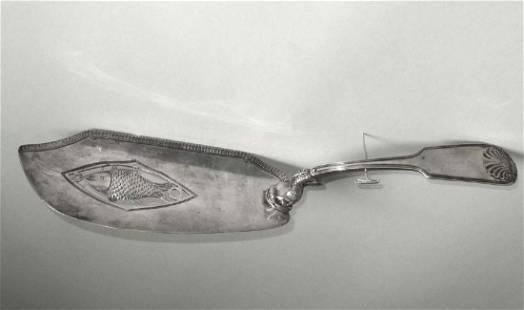 Dolphin Handle 17861821 King George III Open Work